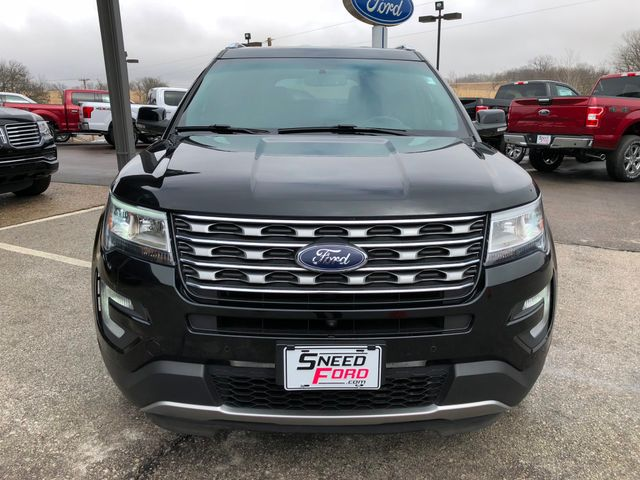 2017 Ford Explorer Limited 4X4 in Gower Missouri, 64454