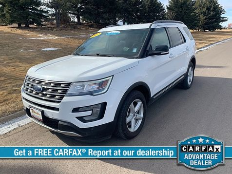 2017 Ford Explorer 4d SUV 4WD XLT in Great Falls, MT