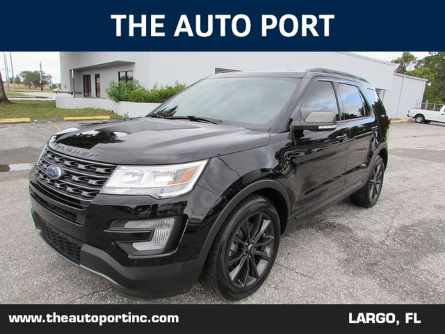 2017 Ford Explorer XLT W/Navi in Largo, Florida 33773