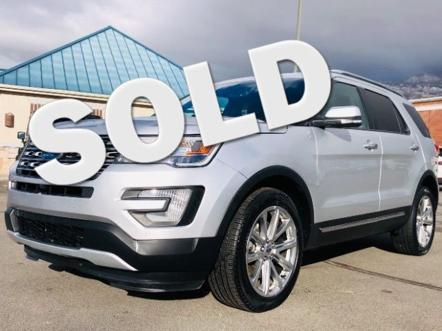 2017 Ford Explorer Limited LINDON, UT