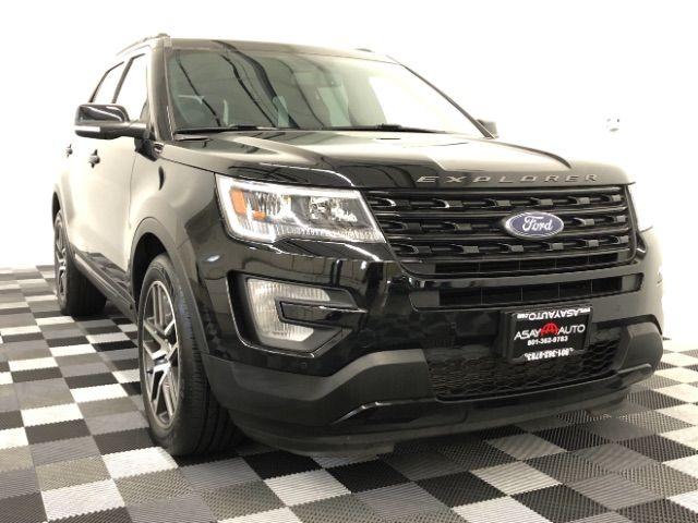 2017 Ford Explorer Sport LINDON, UT 5