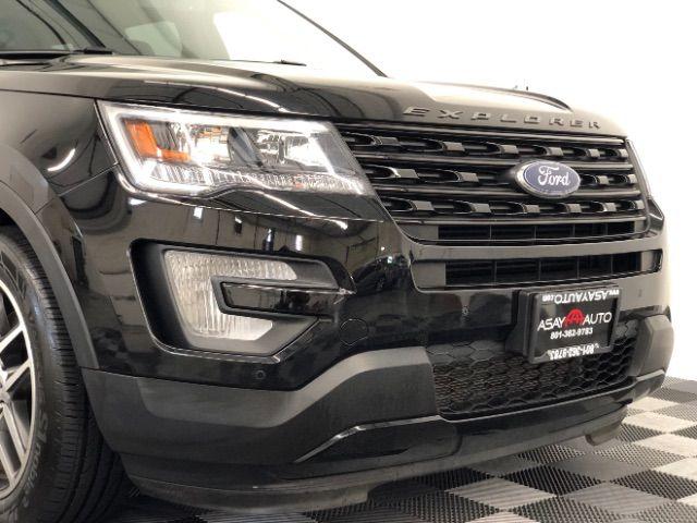 2017 Ford Explorer Sport LINDON, UT 9