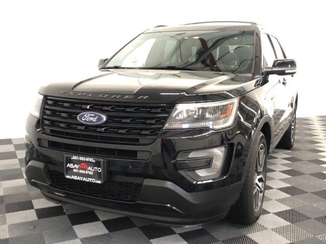 2017 Ford Explorer Sport LINDON, UT 1