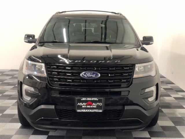 2017 Ford Explorer Sport LINDON, UT 8