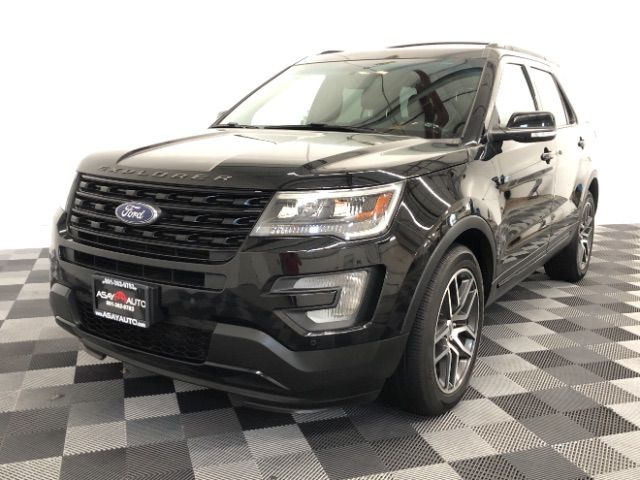 2017 Ford Explorer Sport LINDON, UT