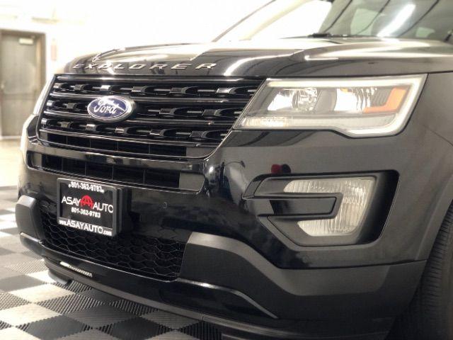 2017 Ford Explorer Sport LINDON, UT 10