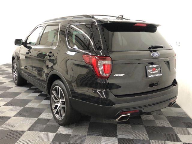 2017 Ford Explorer Sport LINDON, UT 3