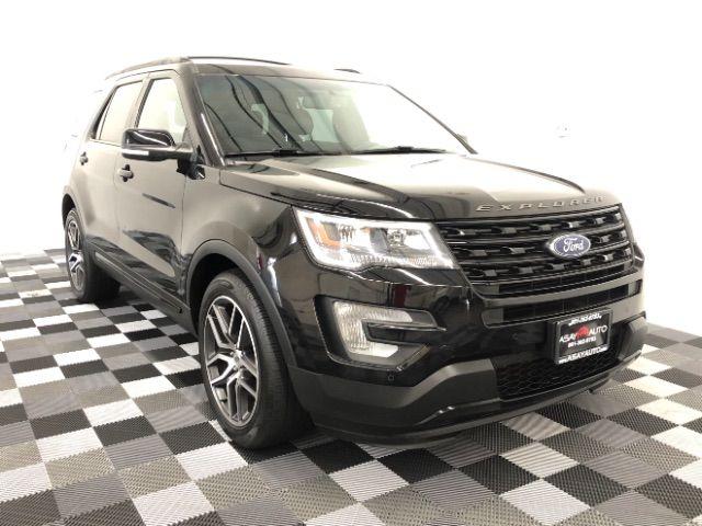 2017 Ford Explorer Sport LINDON, UT 4