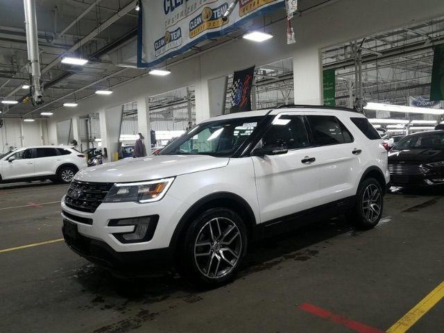 2017 Ford Explorer Sport LINDON, UT