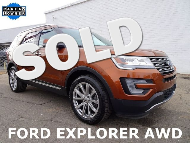 2017 Ford Explorer Limited Madison, NC