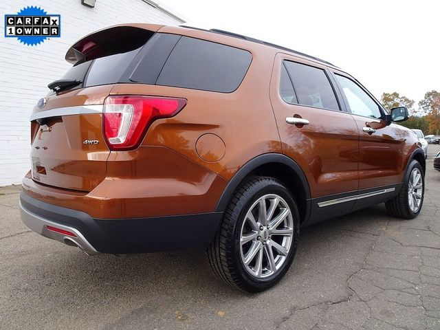 2017 Ford Explorer Limited Madison, NC 2