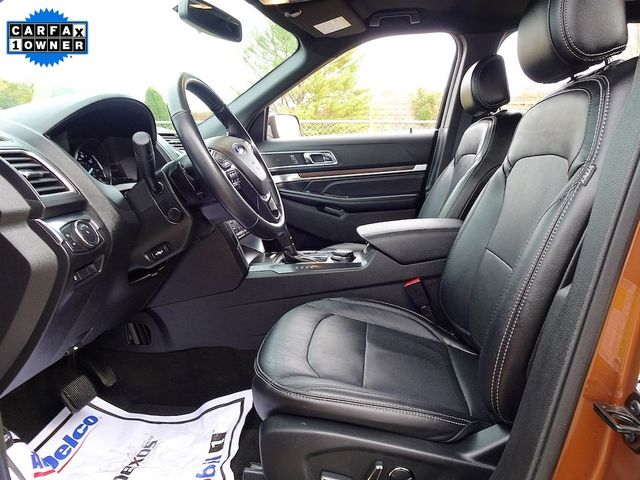 2017 Ford Explorer Limited Madison, NC 32