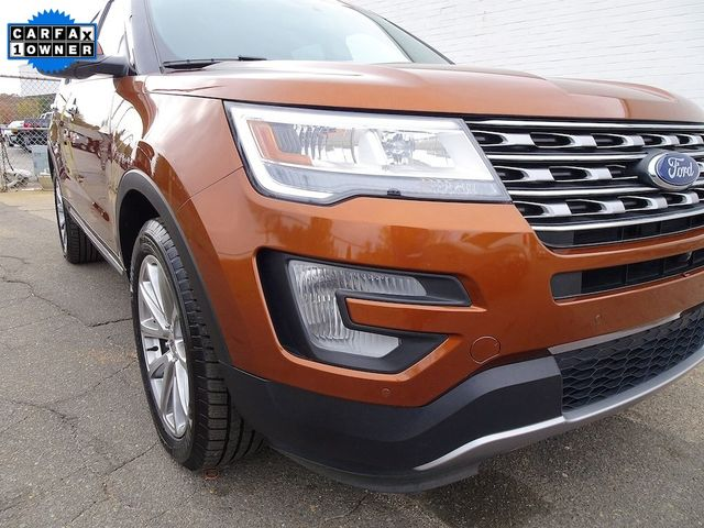 2017 Ford Explorer Limited Madison, NC 8