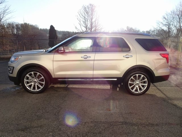2017 Ford Explorer Limited Madison, NC 4