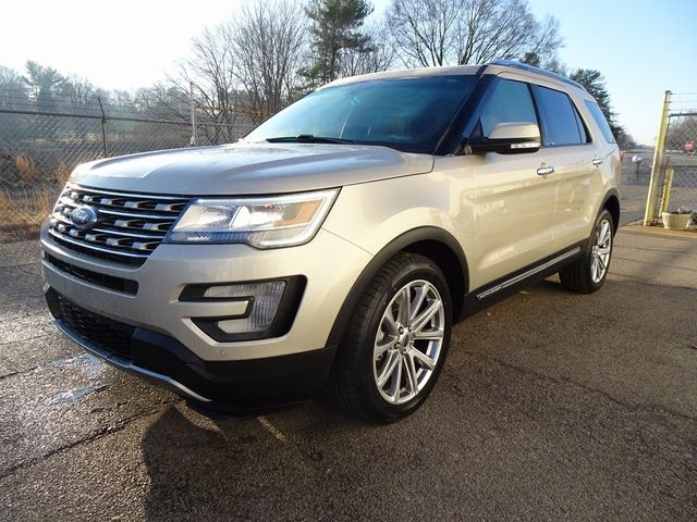 2017 Ford Explorer Limited Madison, NC 5