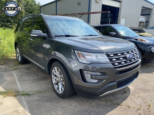 2017 Ford Explorer Limited Madison, NC 0