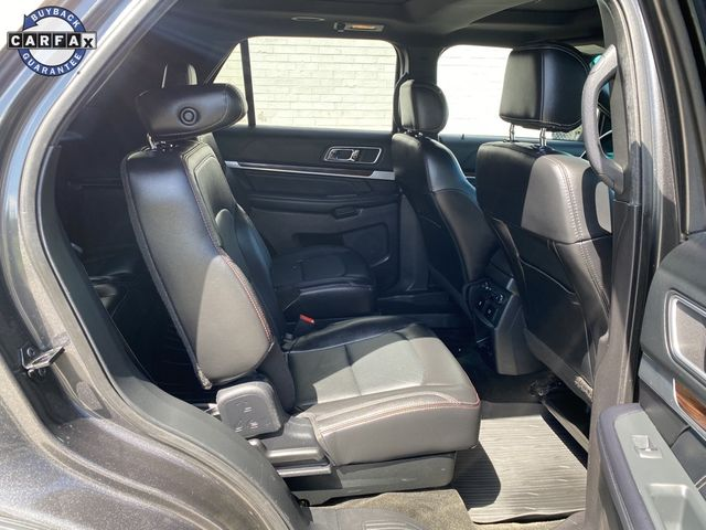 2017 Ford Explorer Limited Madison, NC 12