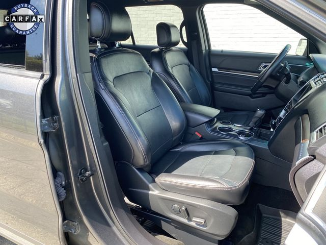 2017 Ford Explorer Limited Madison, NC 15