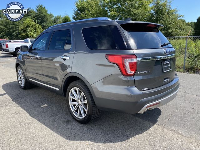 2017 Ford Explorer Limited Madison, NC 3