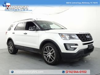2017 Ford Explorer Sport in McKinney, Texas 75070