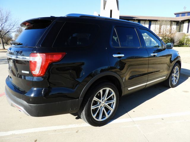 2017 Ford Explorer Limited in McKinney, Texas 75070