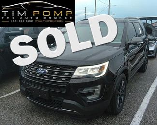 2017 Ford Explorer XLT | Memphis, Tennessee | Tim Pomp - The Auto Broker in  Tennessee