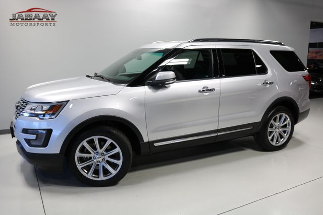 2017 Ford Explorer Limited Merrillville, Indiana 30