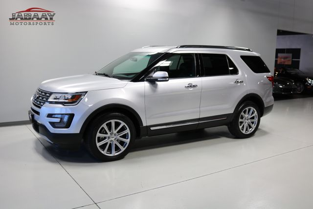 2017 Ford Explorer Limited Merrillville, Indiana 35