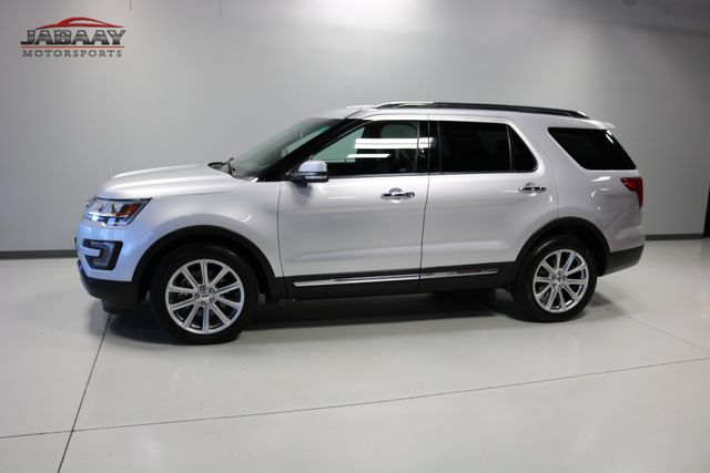 2017 Ford Explorer Limited Merrillville, Indiana 36