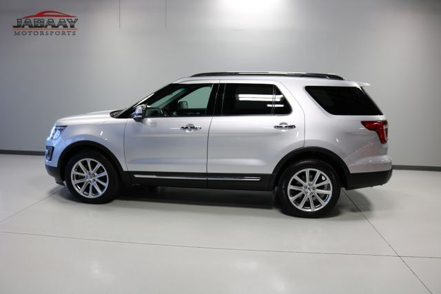 2017 Ford Explorer Limited Merrillville, Indiana 37