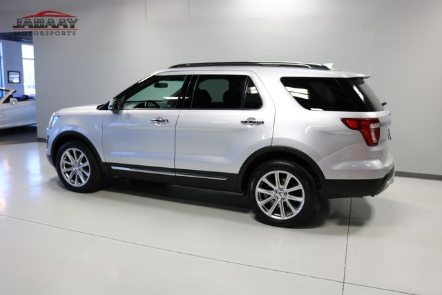 2017 Ford Explorer Limited Merrillville, Indiana 38
