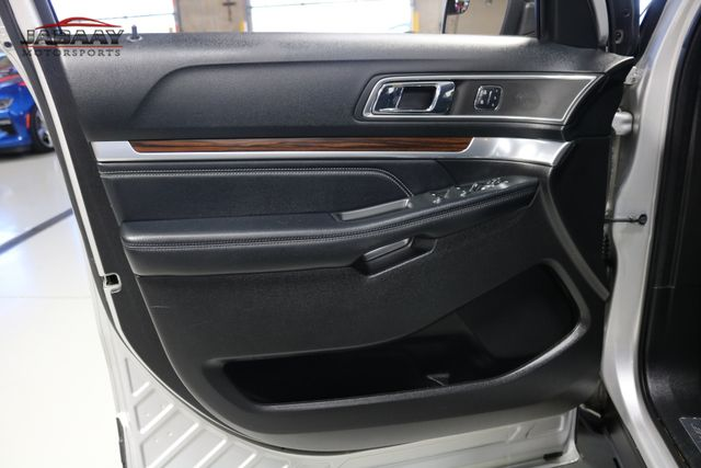 2017 Ford Explorer Limited Merrillville, Indiana 26