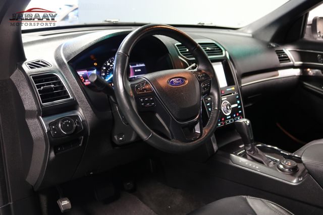 2017 Ford Explorer Limited Merrillville, Indiana 9