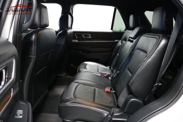 2017 Ford Explorer Limited Merrillville, Indiana 12