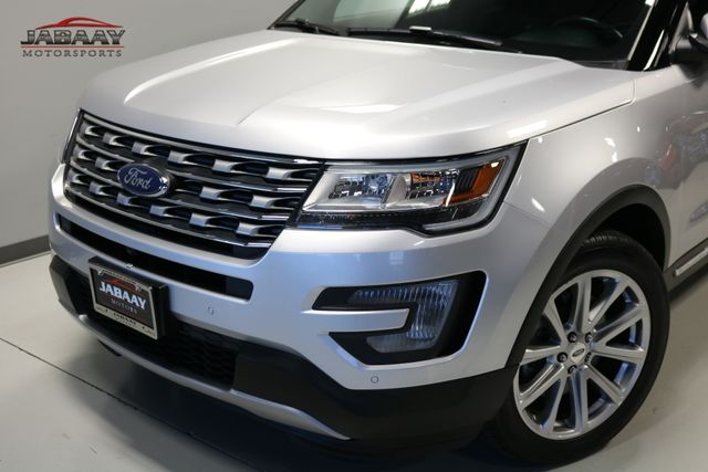 2017 Ford Explorer Limited Merrillville, Indiana 31