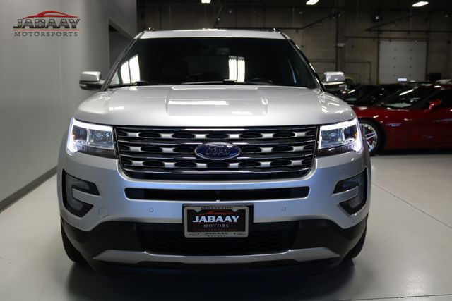 2017 Ford Explorer Limited Merrillville, Indiana 7