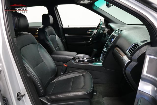 2017 Ford Explorer Limited Merrillville, Indiana 16