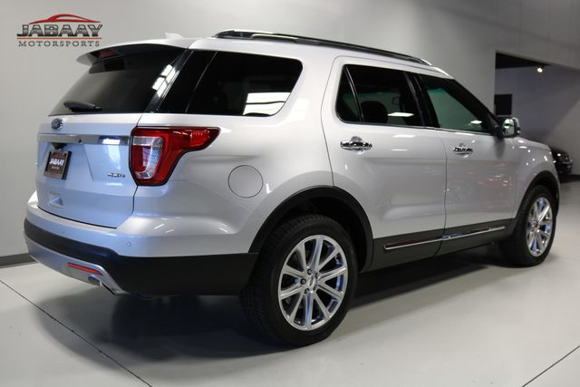 2017 Ford Explorer Limited Merrillville, Indiana 4