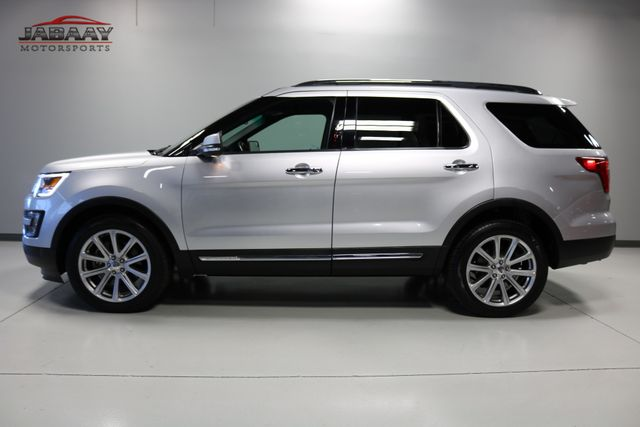 2017 Ford Explorer Limited Merrillville, Indiana 1