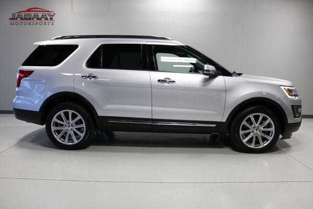 2017 Ford Explorer Limited Merrillville, Indiana 5