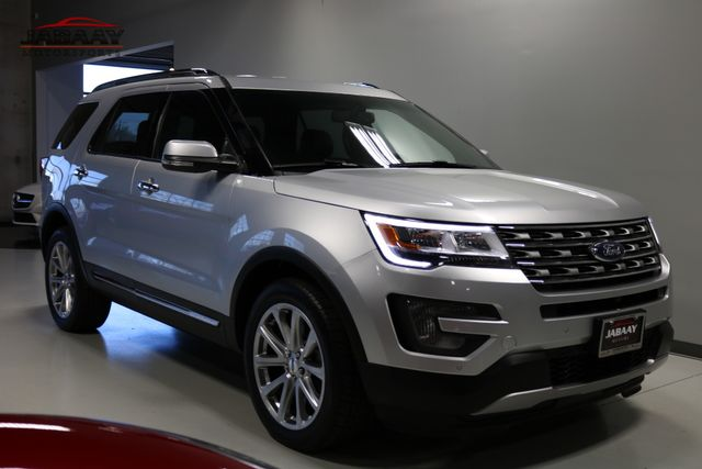 2017 Ford Explorer Limited Merrillville, Indiana 6