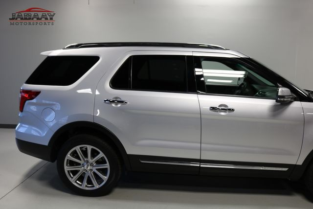 2017 Ford Explorer Limited Merrillville, Indiana 39