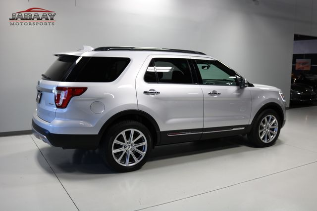 2017 Ford Explorer Limited Merrillville, Indiana 41