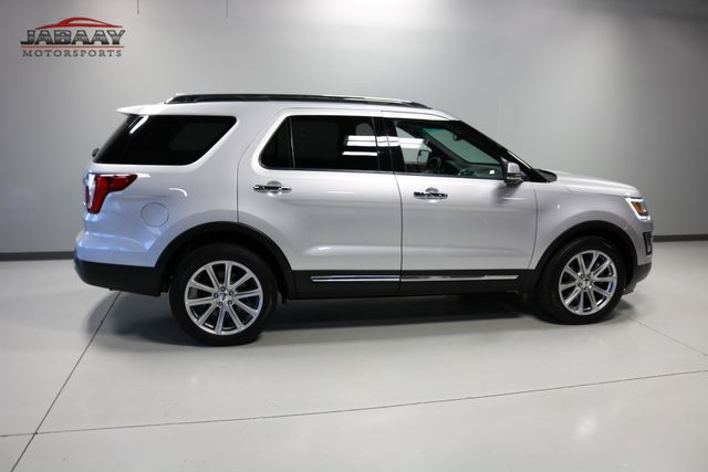 2017 Ford Explorer Limited Merrillville, Indiana 42