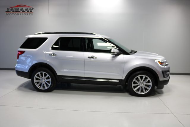 2017 Ford Explorer Limited Merrillville, Indiana 43