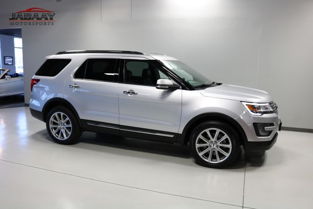 2017 Ford Explorer Limited Merrillville, Indiana 44