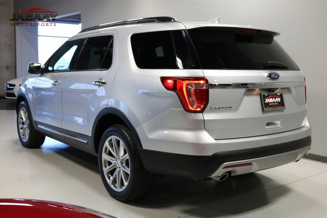 2017 Ford Explorer Limited Merrillville, Indiana 2