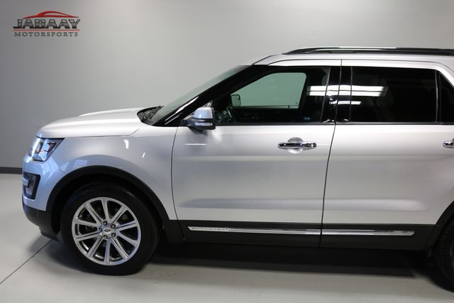 2017 Ford Explorer Limited Merrillville, Indiana 33