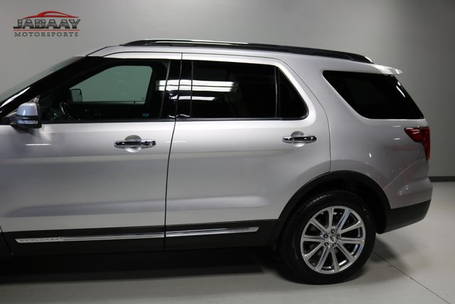 2017 Ford Explorer Limited Merrillville, Indiana 34