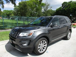 2017 Ford Explorer Limited in Miami, FL 33142